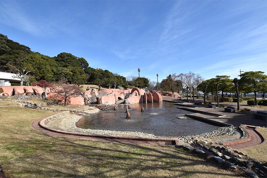 山 公園 赤塚